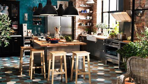 cuisine grise plan de travail blanc 21 idées de cuisine pour votre loft