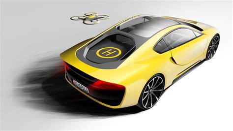 Rinspeed's Ʃtos: An autonomous hybrid sports car that ...