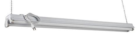 menards fluorescent lights american fluorescent 48 quot white 2 light t8 shop light at
