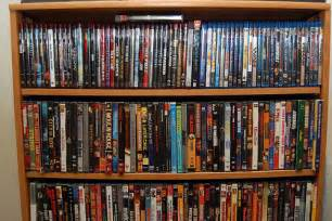 DVD Blu-ray Shelves