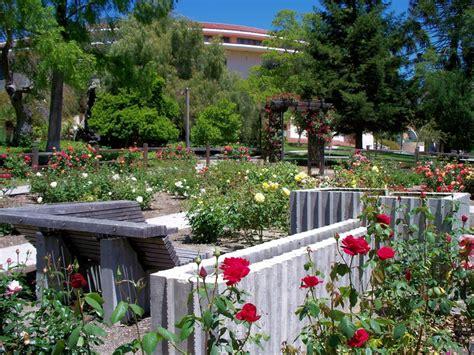 garden at cal poly san luis obispo gardens that