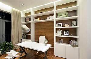 Spa Einrichtung Zuhause : arbeiten von zuhause ideen zur arbeitszimmer einrichtung ~ Markanthonyermac.com Haus und Dekorationen
