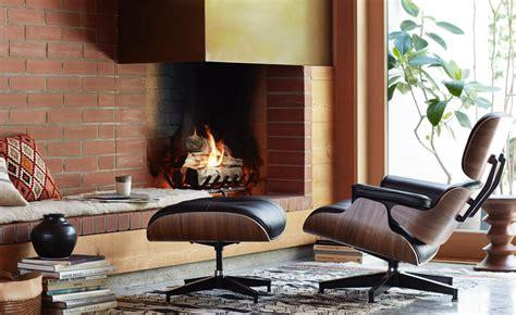 Ottoman Lounge Chair by Eames 174 Lounge Chair Ottoman Hivemodern