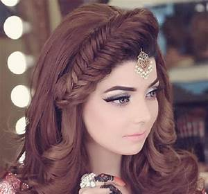 Eid Hairstyles 2017 For Girls 10 Simple Hairstyles For