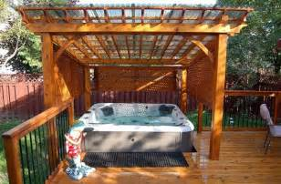 clear corrugated roof panels give us a clear view to the sky attractive covered spa which