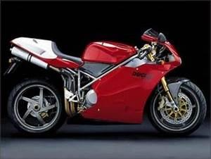 Ducati 996 Motorcycle Service Repair Manual 1999-2003 Download