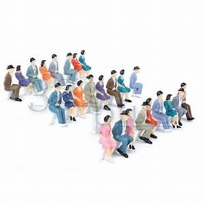 Maßstab Berechnen Modellbau : 25 stk sitzende figuren ma stab 1 32 modellbau zubeh r mmodellbahniguren bemalt ebay ~ Themetempest.com Abrechnung