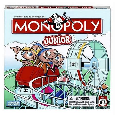 monopoly junior great for pikko s house