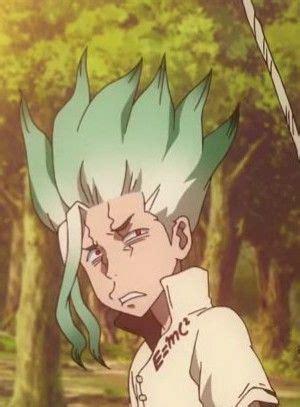 senku ishigami dr stone anime meme face anime