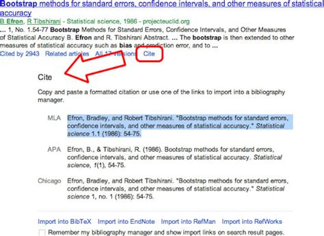 scholar makes apa formatted reference only a few clicks away psychology neuroscience