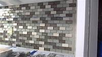 how to install glass mosaic tile Glass mosaic tile instalation time lapse - YouTube
