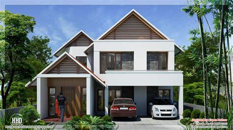 beautiful villa elevations kerala home design