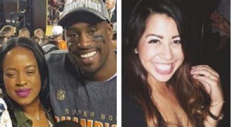 vernon davis fiance puts   blast  cheating