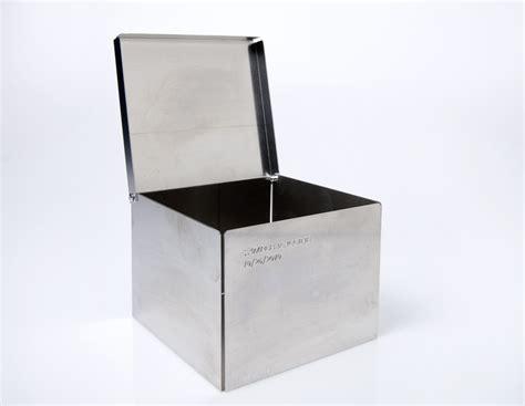 aluminum tool boxes freezer boxes 2 quot aluminum box with rivet hinge