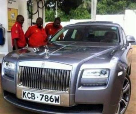 These Are The Most Expensive Cars In Kenya And Who Owns