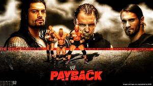 5 Thoughts: WWE Payback 6.1.14 (Evolution vs The Shield ...