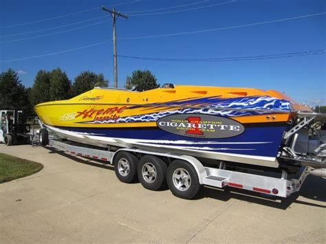 Cigarette Boats For Sale In Michigan by 2007 Cigarette 42x Powerboat For Sale In Michigan