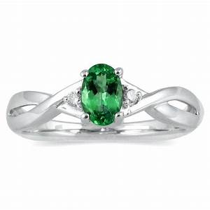 emerald engagement rings make a classic cool statement With wedding ring emerald