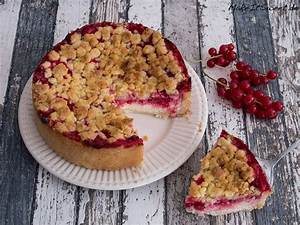 Johannisbeere Streusel Kuchen Rezept MakeItSweet de