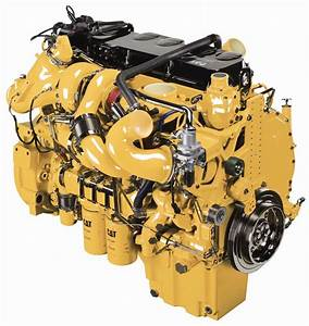 Caterpillar C11 C13 C15 Acert Truck Diesel Engine Official