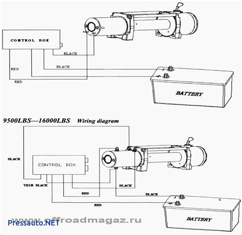 Volt Winch Wiring Diagram Free