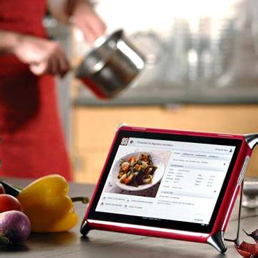 tablette recette cuisine cadeaux de no 235 l quelle tablette de cuisine choisir