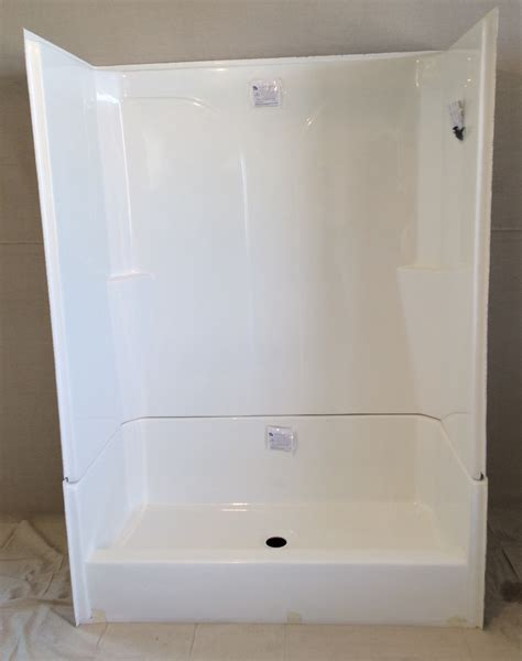 fiberglass shower fiberglass shower base w surround royal durham supply