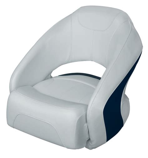Boat Bolster Seat by Wise Seats With Flip Up Bolster Iboats