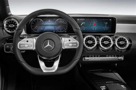 Mercedes Classe E Interni Nuova Mercedes Classe A Interni Rinnovati E Spaziosi