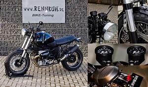 Racing Caf U00e8  Bmw R 1150 Gs Scrambler By Rennkuh
