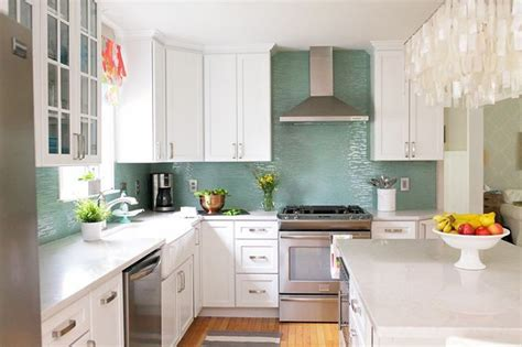 light teal kitchen light teal and white kitchen with stainless steel luxury 3761