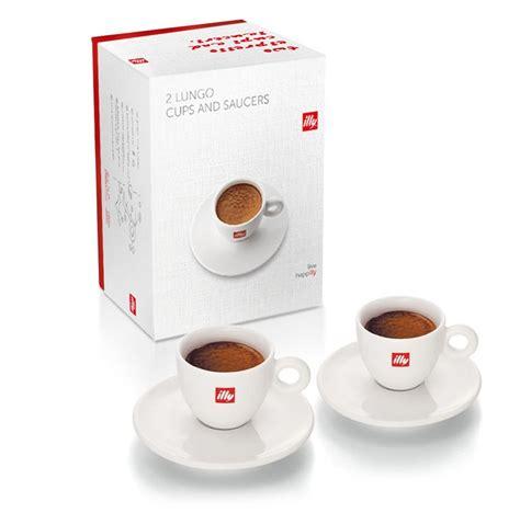 espresso kopjes douwe egberts illy lungo kop en schotel