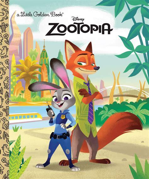 Zootopia Little Golden Book Disney Wiki Fandom Powered