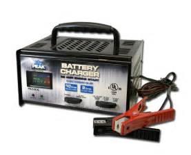 Peak Car Battery Charger