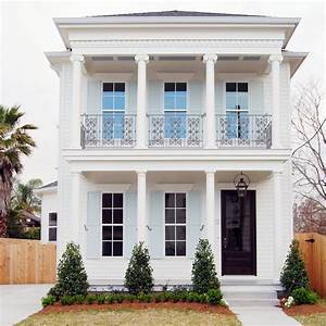 Balcony railing exterior traditional with pale blue