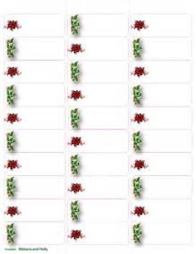 Free Clip Art Christmas Mailing Labels