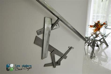 courante escalier originale les ateliers brice bayer mobilier et am 233 nagement int 233 rieur et ext 233 rieur sur mesure en provence