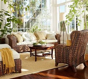 seagrass roll arm sofa pottery barn With pottery barn seagrass sectional sofa