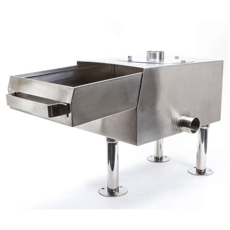 The Drain Strainer Compact   Prevent Grease Trap Pumping