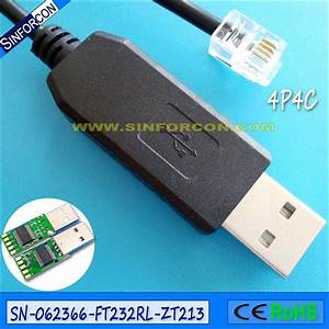 Usb Serial To Rj10 Cable For Meade Etx 90 Etx 125 Lxd75 Lx80 Lx90 Meade 505 Pc To Autostar Cable