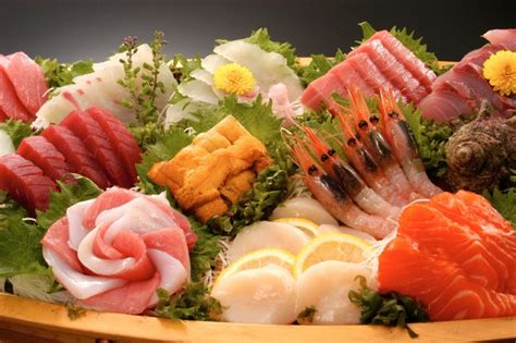 cuisine appetizer what is sashimi difference between sashimi and sushi we