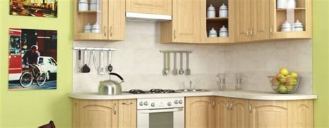 Планируем уникальный дизайн проект угловой кухни