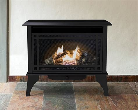gas stove propane vent  fireplace natural gas space