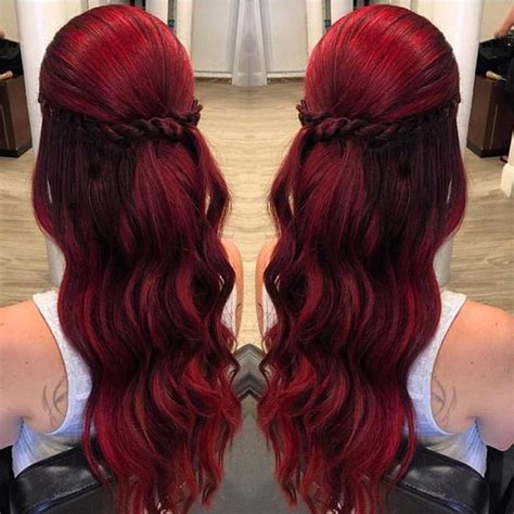 25 Best Ideas About Bright Red Hair On Pinterest Bright