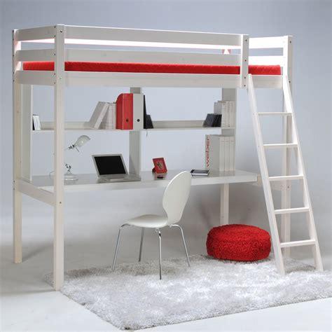 lit mezzanine bureau classique escamotable mezzanine quel lit choisir