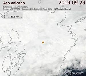 Aso Volcano Volcanic Ash Advisory: ACTIVITY CONT. VA AT ...