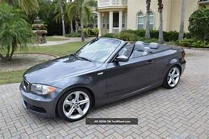 Turbo Bmw Serie 1 : 2008 bmw 135i convertible 3 0l twin turbo ~ Maxctalentgroup.com Avis de Voitures