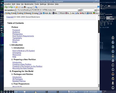 resume linux from scratch linux from scratch 6 1 part 1 tux machines