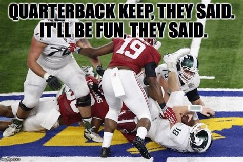 Best Alabama vs. Michigan State football memes from the ...