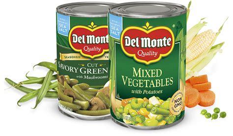 Vegetables | Del Monte Foods, Inc.